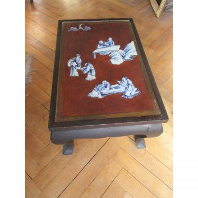 Lacquered Coffee Table XIX