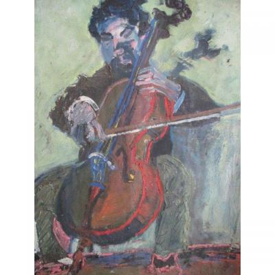 Bedarride Fred (1915-1984) Hst