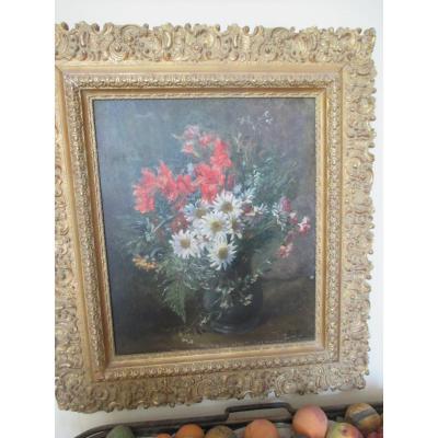 Bouquet  De  Fleurs      Hst
