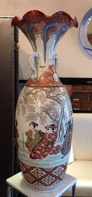 Vase Japon XIX