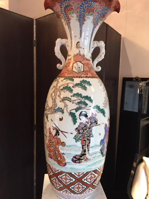 Vase Japon XIX-photo-1