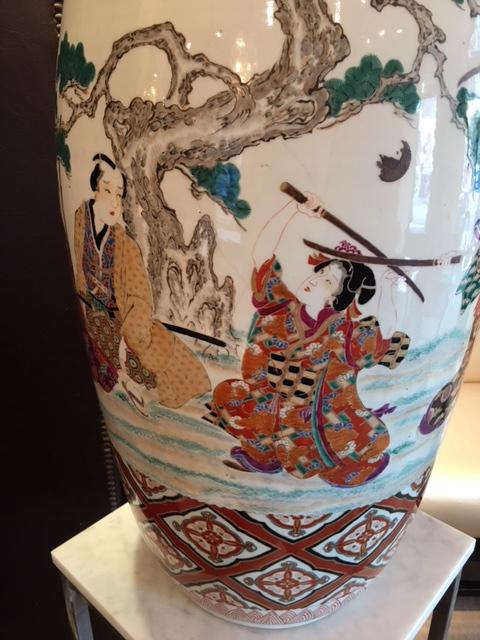 Vase Japon XIX-photo-3