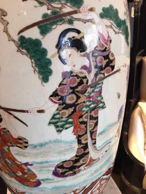 Vase Japon XIX-photo-4