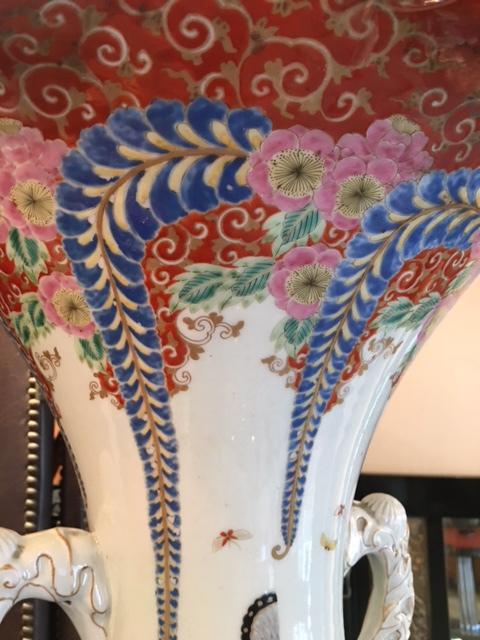 Vase Japon XIX-photo-5