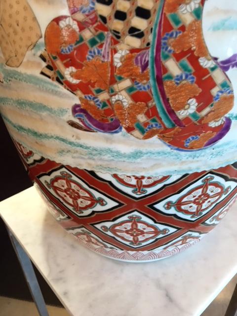 Vase Japon XIX-photo-6