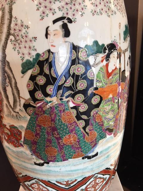 Vase Japon XIX-photo-7