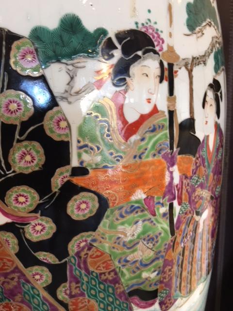Vase Japon XIX-photo-8