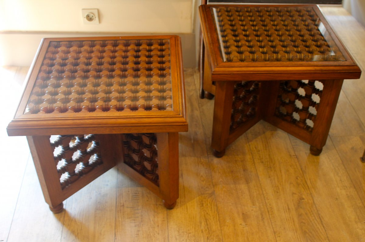 Pair Tables