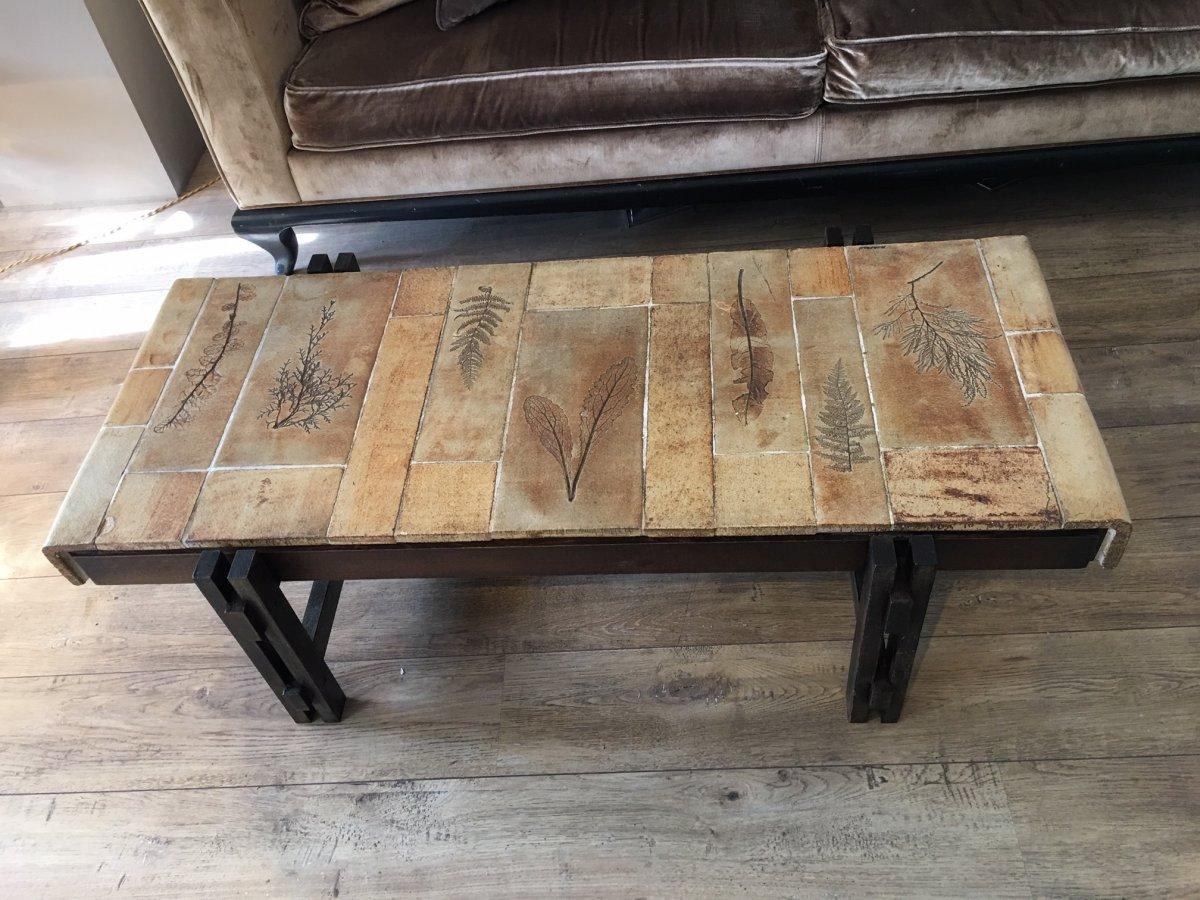 Capron Table