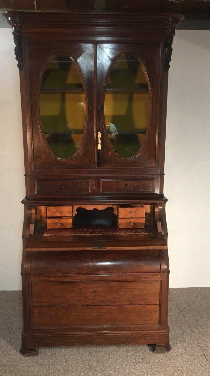 XIXth Showcase Cabinet-photo-2