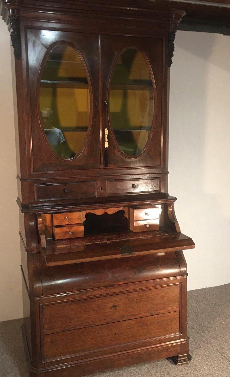 XIXth Showcase Cabinet-photo-4