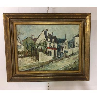 Peinture Stéphane Gourjon