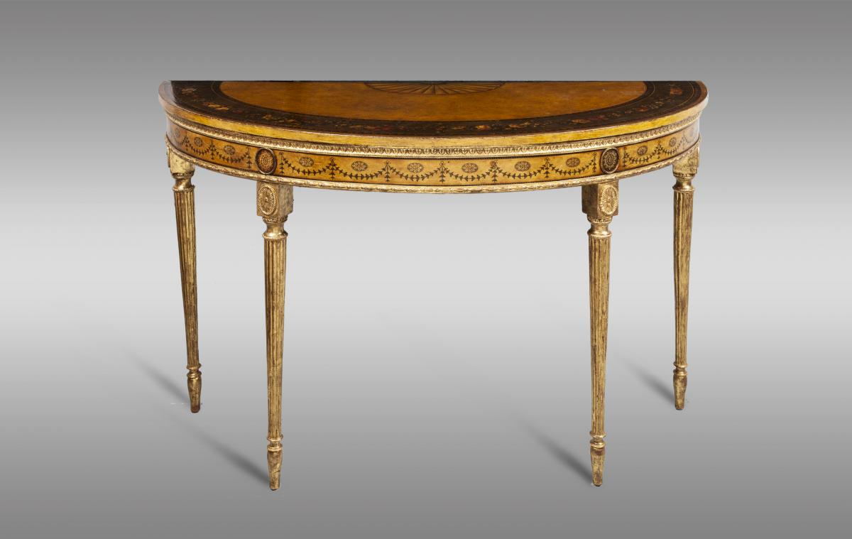 Console Anglaise style Adam