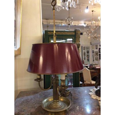 Lampe bouillotte époque 19 ème