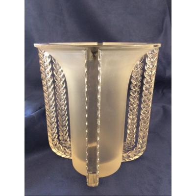 Marignane Vase By René Lalique