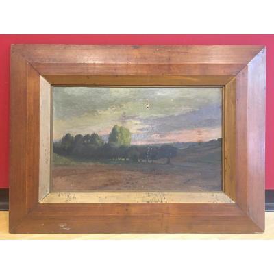 Emile Goussery (1867-1941) - Paysage