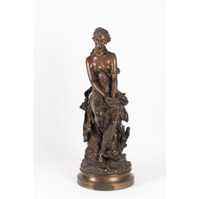Bronze Hippolyte  Moreau