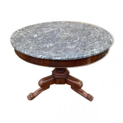 Table Guéridon Époque Empire XIXeme