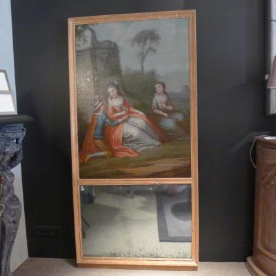Trumeau XVIIIème