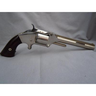 Revolver Smith & Wesson N°2  6 Coups Calibre 32 Simple Action N° 20946 XIXème