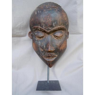Mask Pende Congo Rdc Democratic Republic Of Congo Ex- Zaire - Early Twentieth