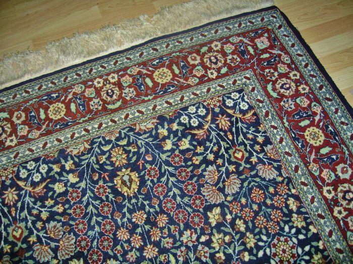 tapis hereke turc mille fleurs tr s fin tapis. Black Bedroom Furniture Sets. Home Design Ideas