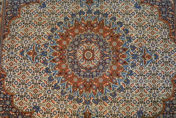 Beautiful Carpet Moud Iran Square Carpets