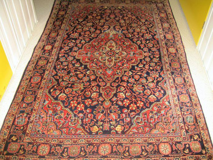 Tapis Sarough Antique Iran