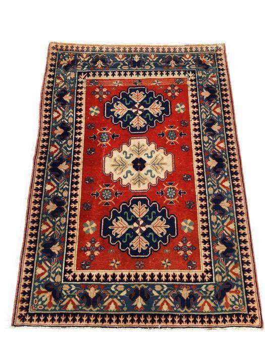 Tapis ancien Kazak Russe Caucase