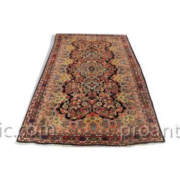 Carpet Persan Sarough Middle 20th Century