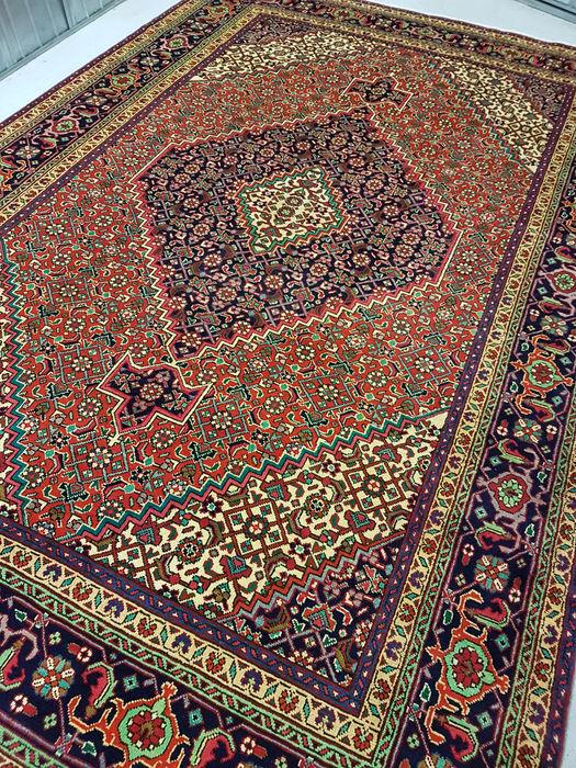 Tapis Tabriz Persan Très Fin (Pièce Rare)-photo-1