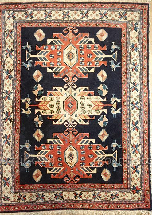 Tapis Kazak Adler Circa 1980