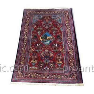 Iran Kashan Carpet