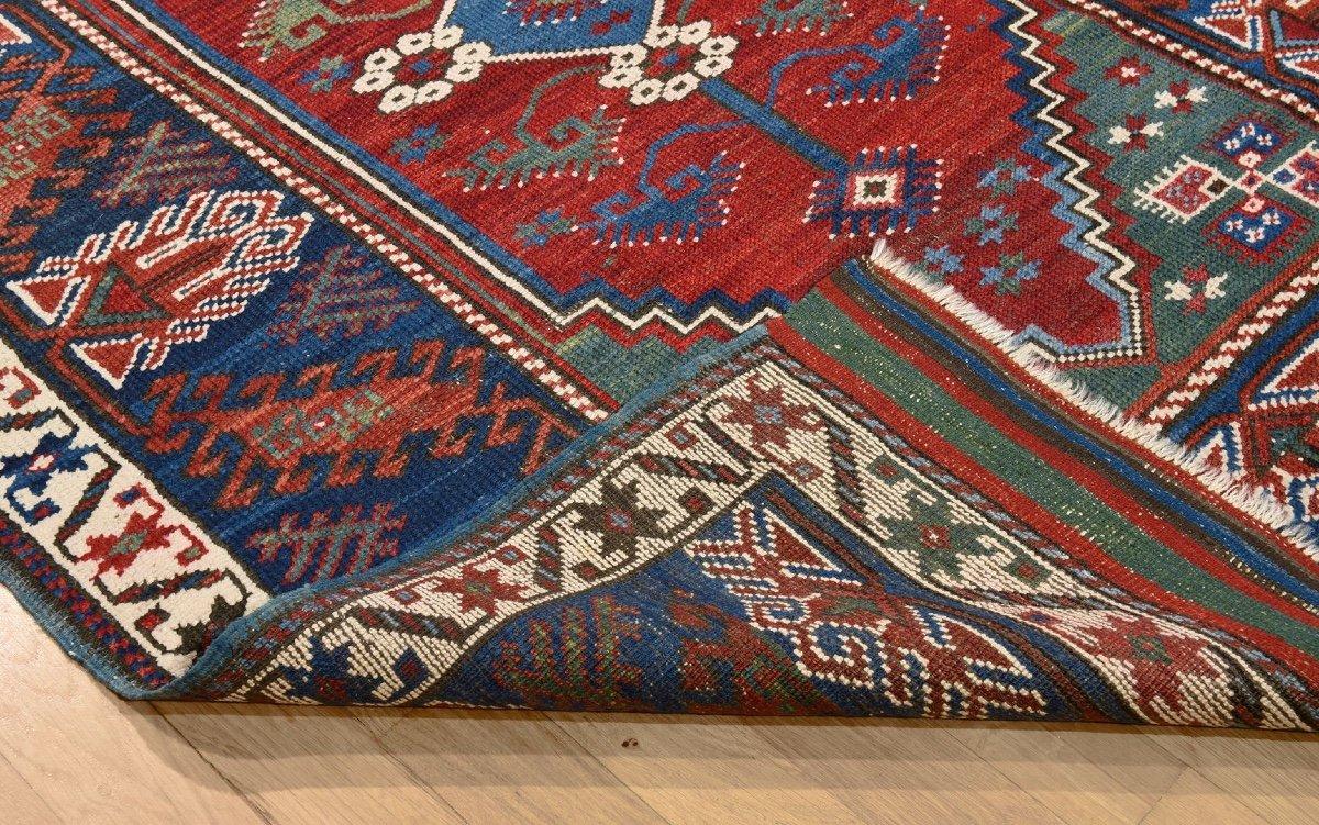 Tapis Kazak (Caucase)-photo-3