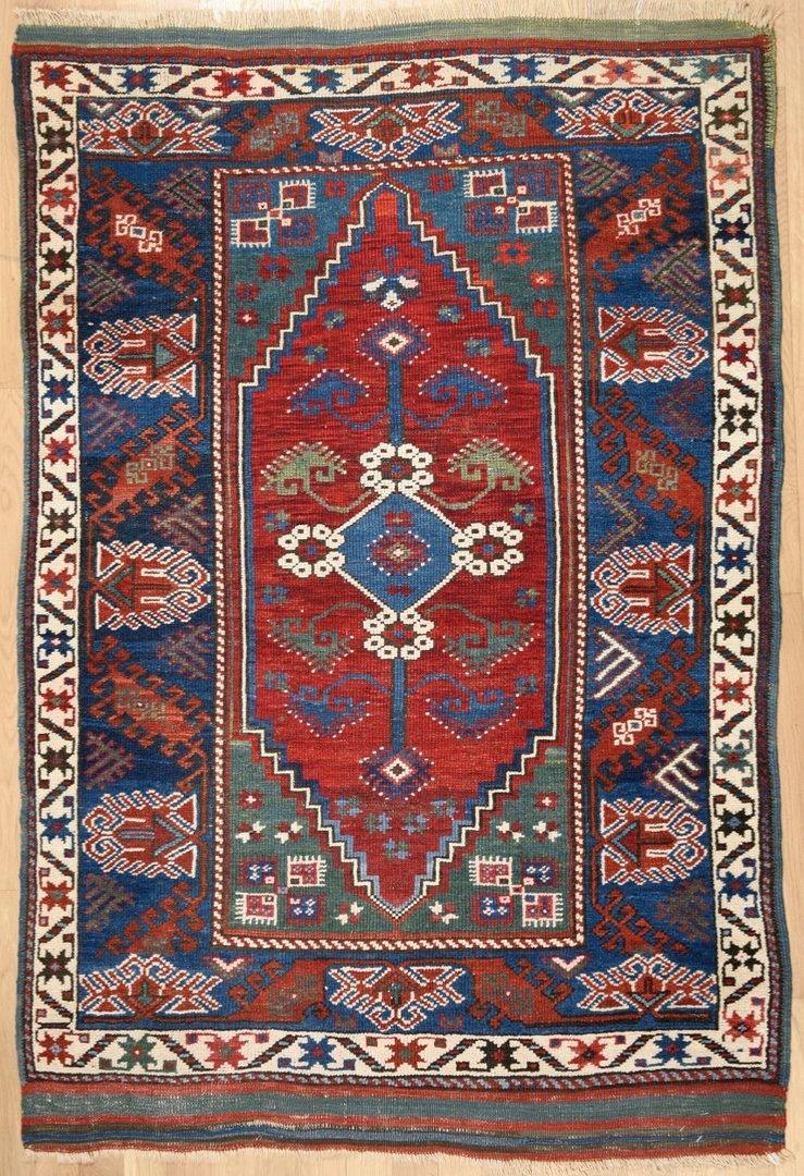 Tapis Kazak (Caucase)