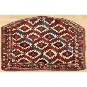 Tapis Selle Ancienne du Turkménistan