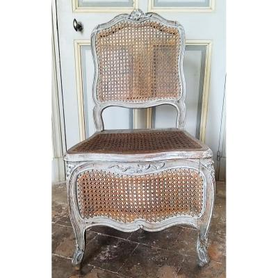 Louis XV Period Commodity Seat
