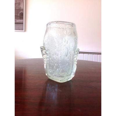 Schneider Glass Vase