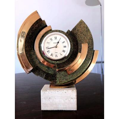 Sculpture Horlogère