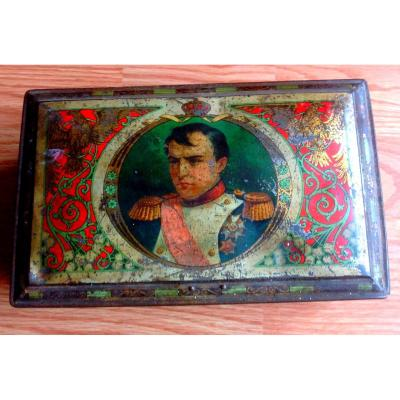 Napoleon Bonaparte Box
