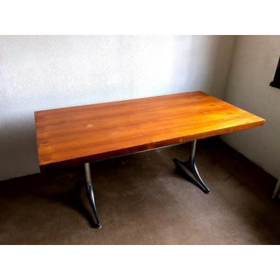Table Bureau De Georges Nelson Années 1960/70