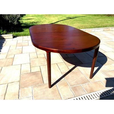 Scandinavian Design Table 1960 By Skovmand And Andersen