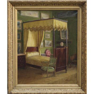 """""""intérieur Le Soir"""": Jeanne Franconville"""