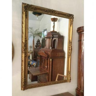 Miroir De Cheminée Doreur Du Roi, D. Vandenbroeck, Bruxelles