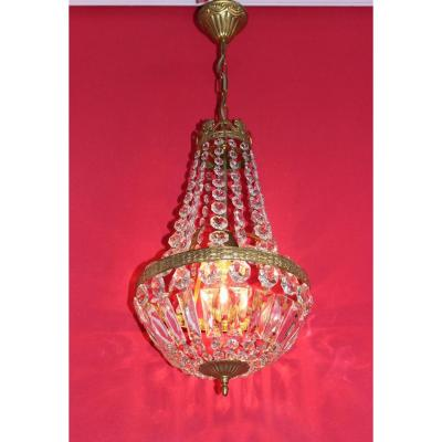 Hot Air Balloon Chandelier With Tassels