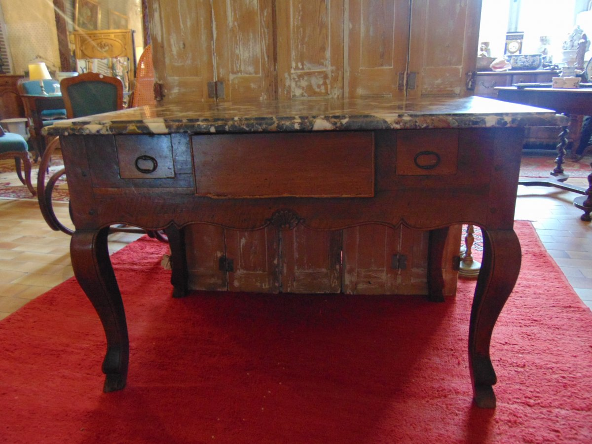Table à Gibier Louis XV