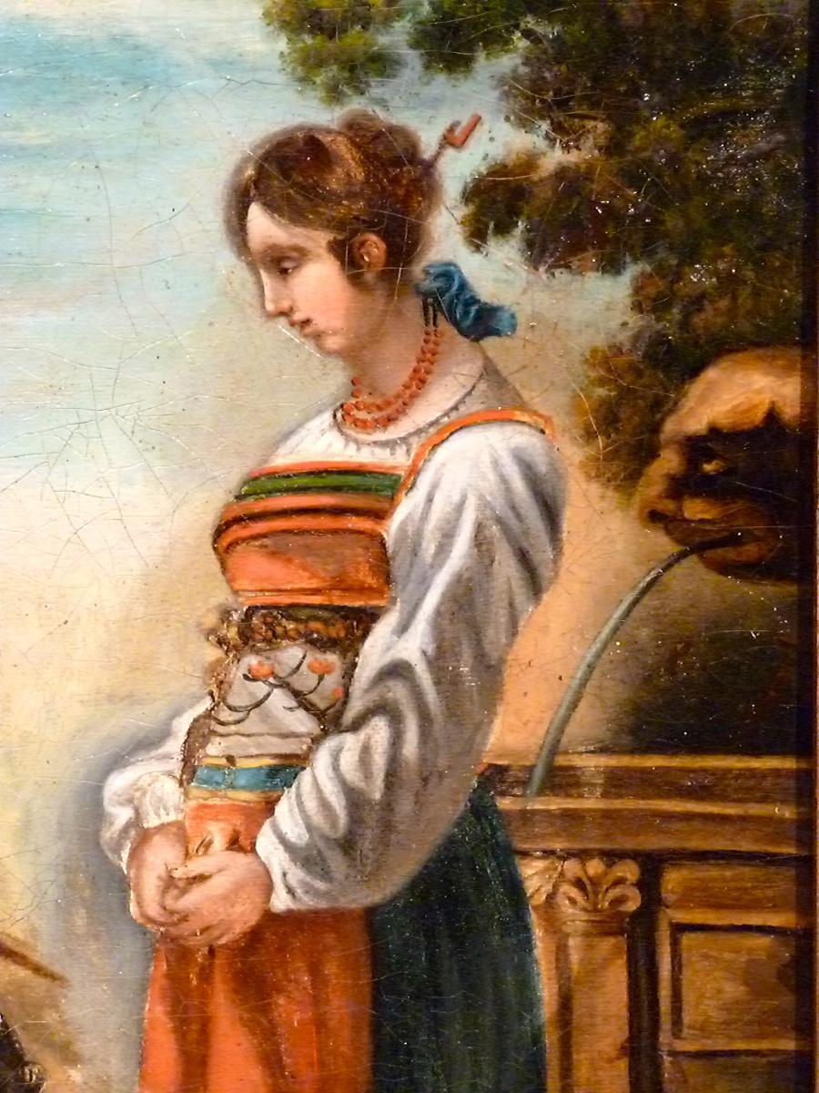 Scène bucolique - Tyrol Suisse - Vers 1840-photo-3