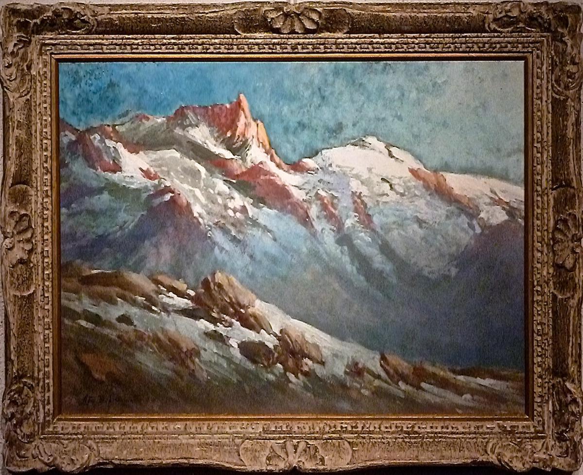 LA MEIJE par Ada BON-ARMAND (1856-1943)