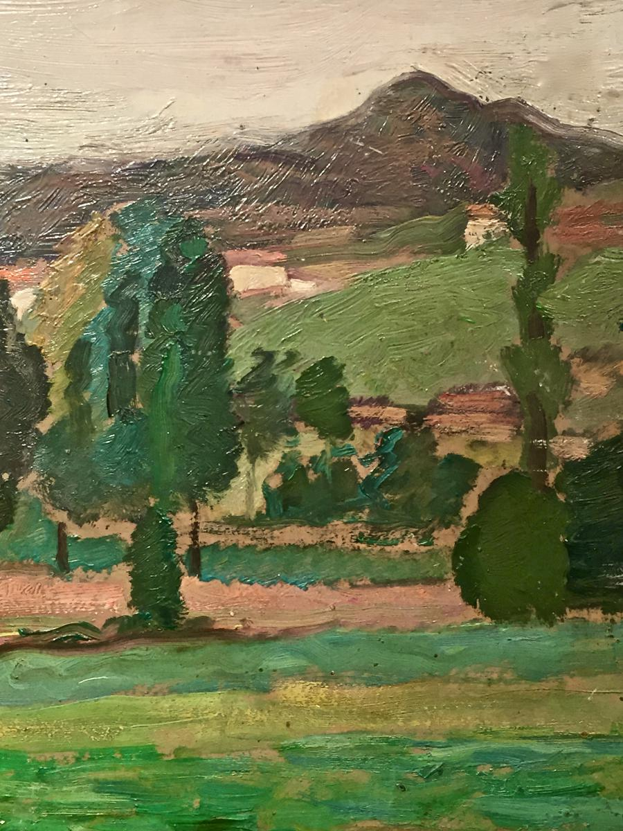 Clement Serveau - Les Jardins De Montegu 1942-photo-4