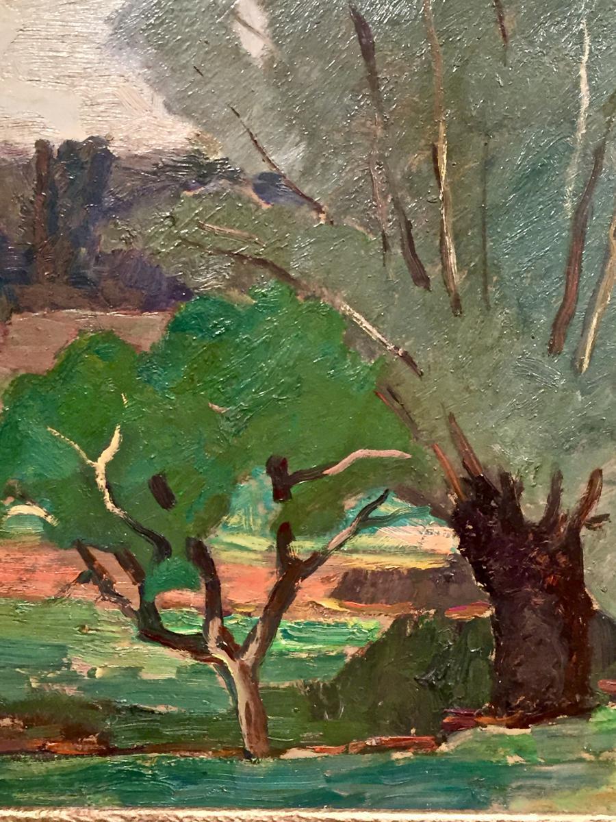 Clement Serveau - Les Jardins De Montegu 1942-photo-1